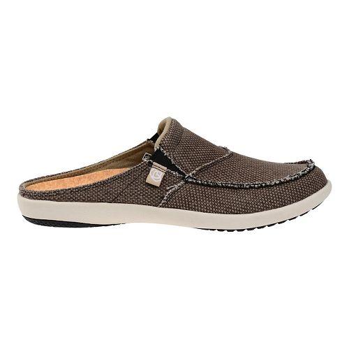 Mens Spenco Siesta Slide Casual Shoe - Java 15