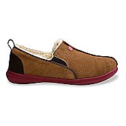 Mens Spenco Supreme Slipper Casual Shoe - Light Brown 8