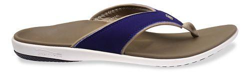 Mens Spenco Yumi Sandals Shoe - Royal Blue 7