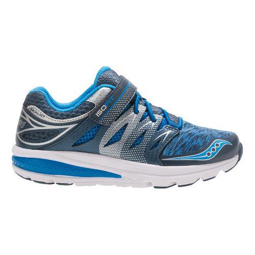 Saucony Zealot 2 A/C Running Shoe - Periwinkle/Pink 3Y