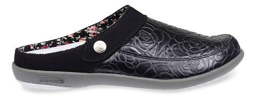 Womens Spenco Alicia Slide Casual Shoe - Black 8