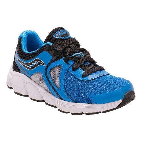 Saucony Kotaro 3 Running Shoe - Blue/Black/Silver 13