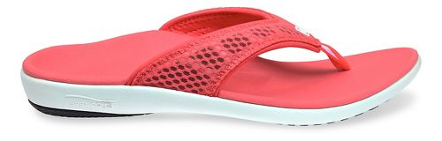 Womens Spenco Breeze Sandals Shoe - Watermelon 9