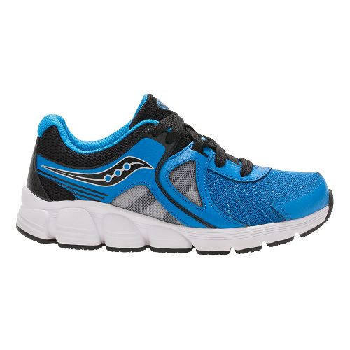 Saucony Kotaro 3 Running Shoe - Blue/Black/Silver 6