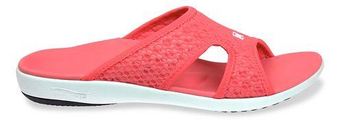 Womens Spenco Breeze Slide Sandals Shoe - Watermelon 10