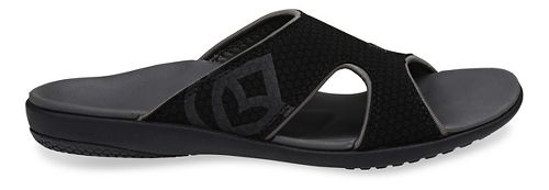 Womens Spenco Kholo Slide Sandals Shoe - Black 6
