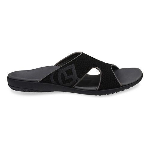 Womens Spenco Kholo Slide Sandals Shoe - Black 7