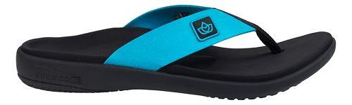 Womens Spenco Pure Sandals Shoe - Blue Bird 10