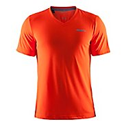 Mens Craft Basic Tee Short Sleeve Technical Tops