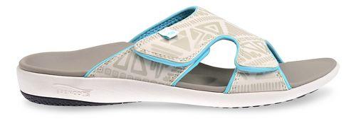 Womens Spenco Tribal Slide Sandals Shoe - Marshmallow 9