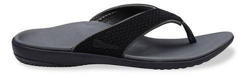 Womens Spenco Yumi Sandals Shoe - Black 11