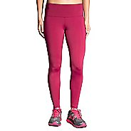 Womens Brooks Go-To Tights & Leggings Pants