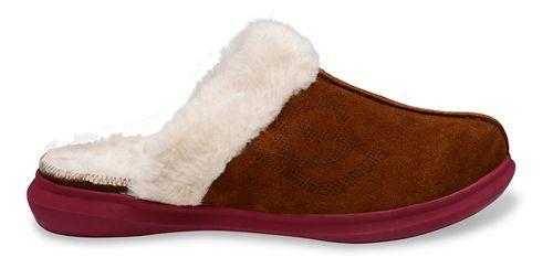 Womens Spenco Supreme Slipper Casual Shoe - Black 6