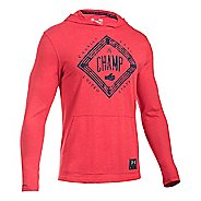 Mens Under Armour Cassius Clay Triblend Hoodie & Sweatshirts Technical Tops