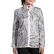 Womens Brooks LSD Printed Running Jackets