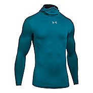Mens Under Armour ColdGear Elements Half-Zips & Hoodies Technical Tops