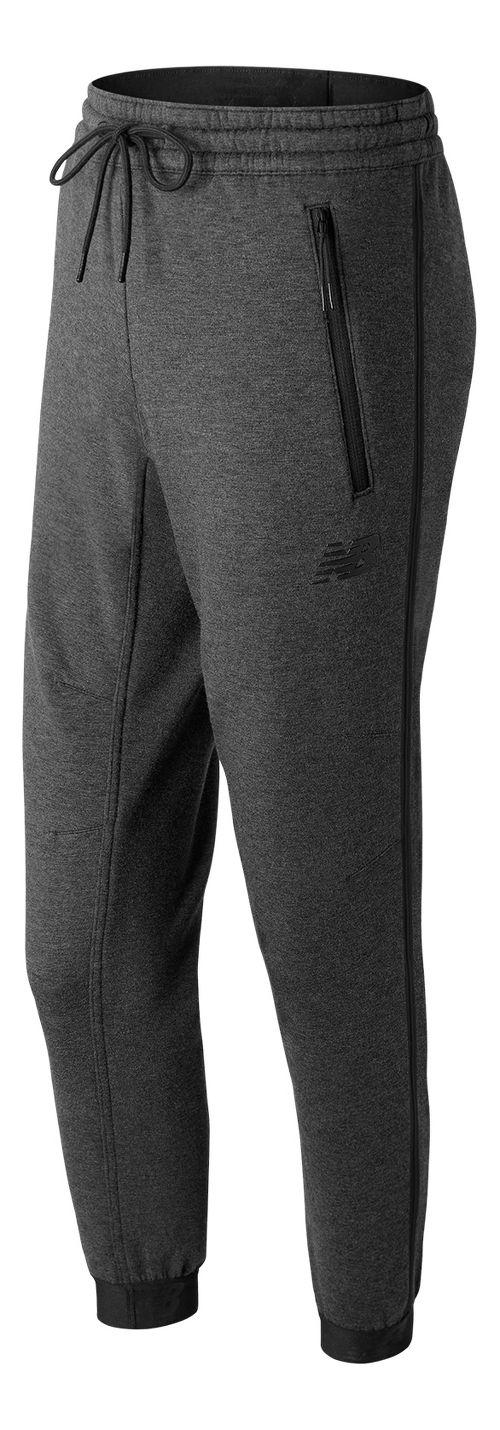 Womens New Balance Sport Style Pants - Black Heather S