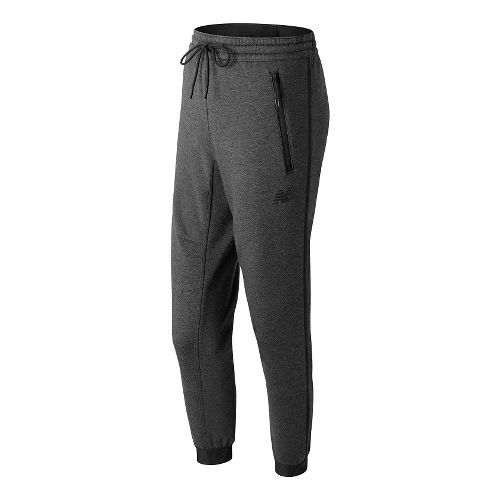 Womens New Balance Sport Style Pants - Black Heather M