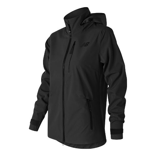 Womens New Balance 3L Cold Weather Jackets - Black L