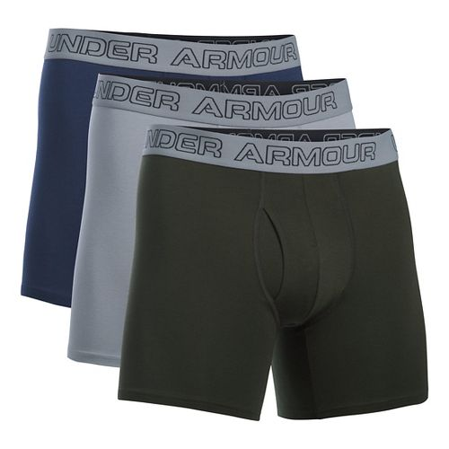 Men's Under Armour�Cotton Stretch 3 Pack