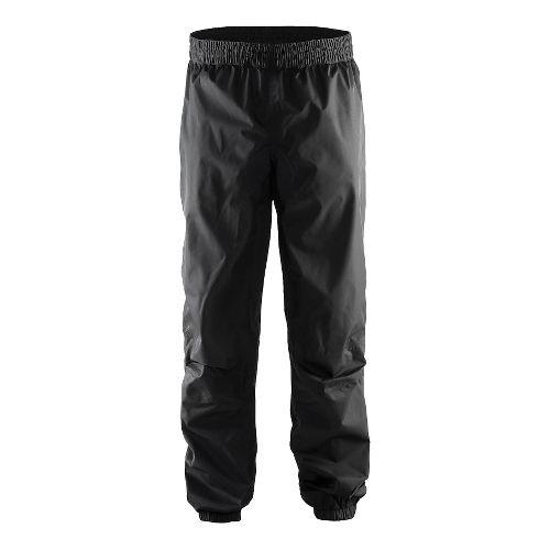 Mens Craft Escape Rain Pants - Black XL