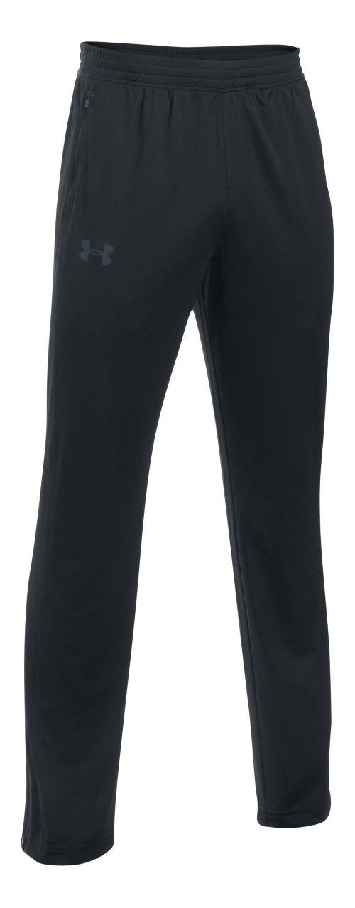 Mens Under Armour Maverick Pants - Black/Stealth Grey MR