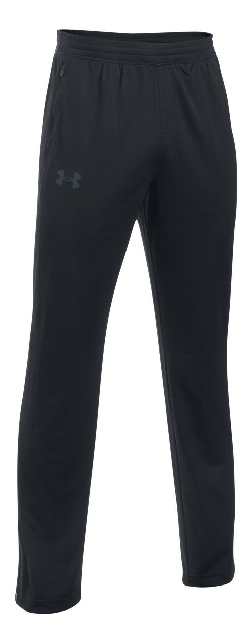 Mens Under Armour Maverick Pants - Black/Stealth Grey XLR
