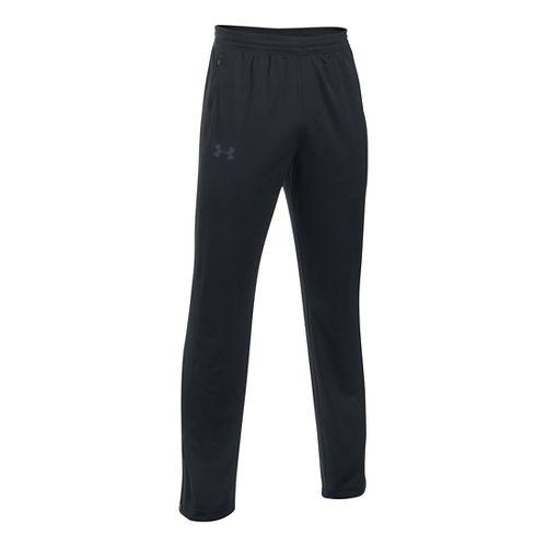Mens Under Armour Maverick Pants - Black/Stealth Grey LR