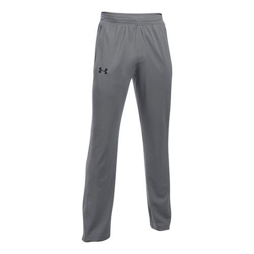 Mens Under Armour Maverick Pants - Graphite/Black XLR