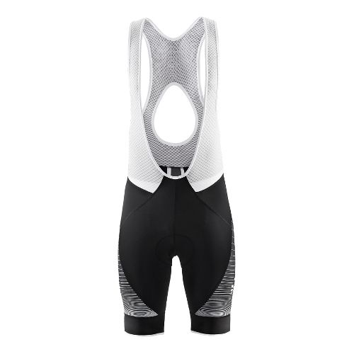 Mens Craft Gran Fondo Bib Shorts Triathlon Suits UniSuits - Black/White XL