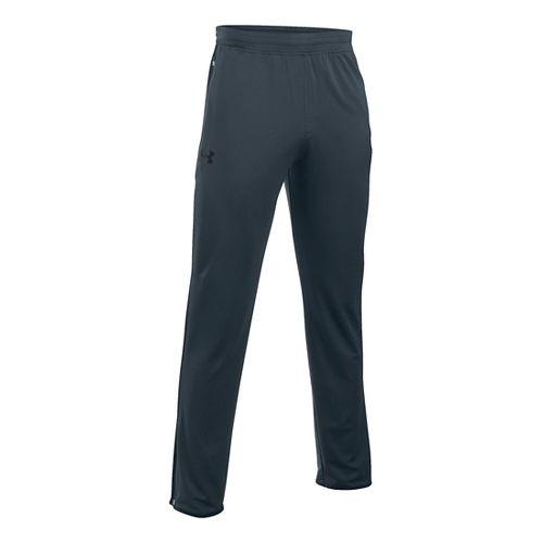 Mens Under Armour Maverick Tapered Pants - Stealth Grey/Black LR