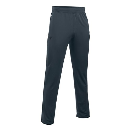 Mens Under Armour Maverick Tapered Pants - Stealth Grey/Black MR
