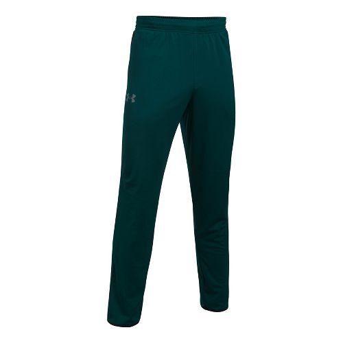 Mens Under Armour Maverick Tapered Pants - Arden Green/Grey L