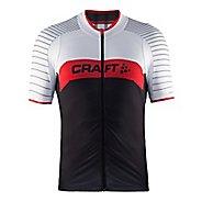 Mens Craft Gran Fondo Jersey Short Sleeve Technical Tops