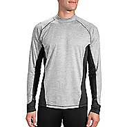 Mens Brooks Dash Long Sleeve Technical Tops