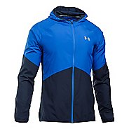Mens Under Armour No Breaks Storm 1 Running Jackets