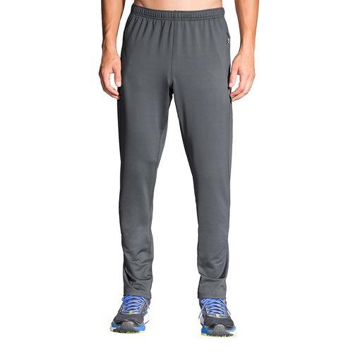 Mens Brooks Spartan Pants - Asphalt L