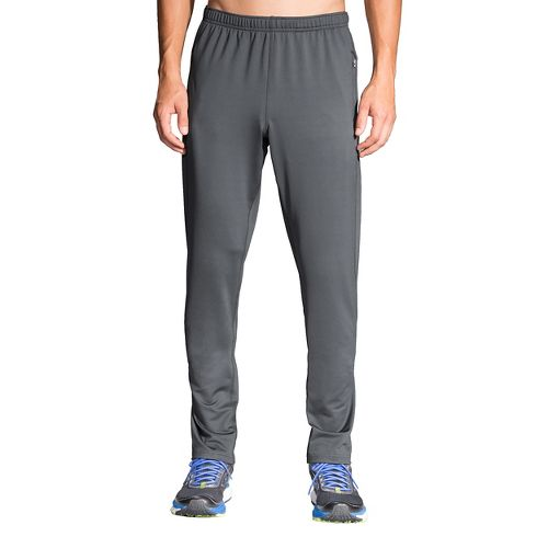Mens Brooks Spartan Pants - Asphalt S