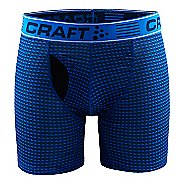 Mens Craft Greatness 6-Inch Boxer Brief Underwear Bottoms