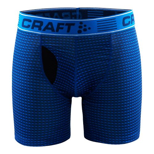 Mens Craft Greatness 6-Inch Boxer Brief Underwear Bottoms - Stud Deep/View XS