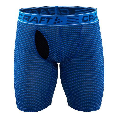 Mens Craft Greatness 9-Inch Boxer Brief Underwear Bottoms - Stud Deep/View XS