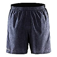 Mens Craft Joy Relaxed 2-in-1 Shorts - Line Black S