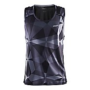 Mens Craft Precise Racerback Sleeveless & Tank Technical Tops