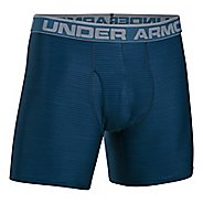 Mens Under Armour Original 6'' BoxerJock Print (Hanging) Boxer Brief Underwear Bottoms