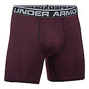 Mens Under Armour Original 6'' BoxerJock Twist Boxer Brief Underwear Bottoms