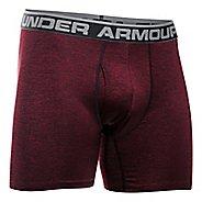 """Mens Under Armour Original 6"""" BoxerJock Twist (Hanging) Boxer Brief Underwear Bottoms"""
