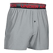 Mens Under Armour Original Short Boxer Underwear Bottoms