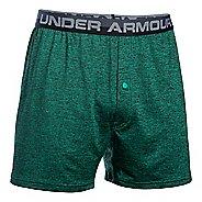 Mens Under Armour Original Twist Boxer Underwear Bottoms