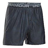 Mens Under Armour Original Printed Boxer Underwear Bottoms