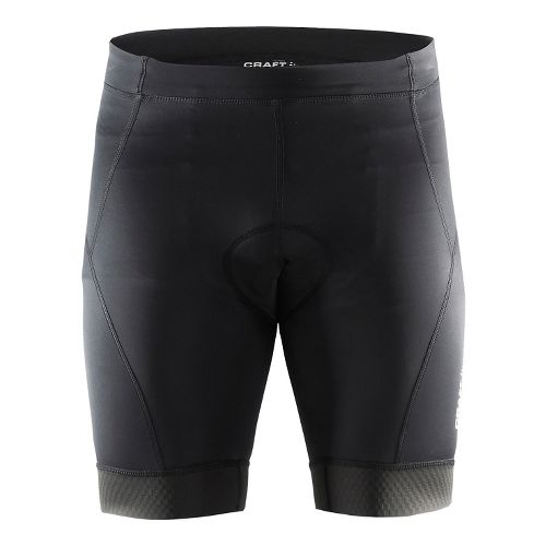 Mens Craft Velo Shorts Cycling Shorts - Black XXL